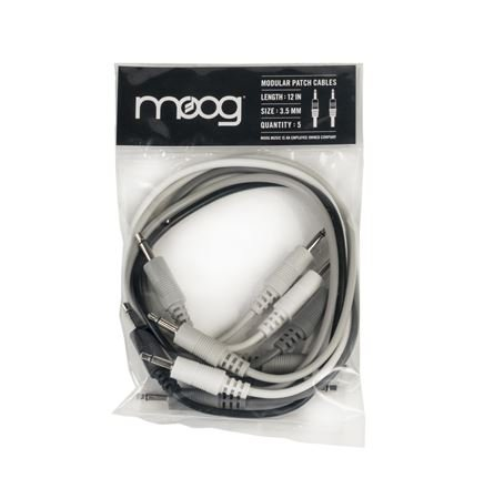 Moog Mother 32 12 Inch Cable Set