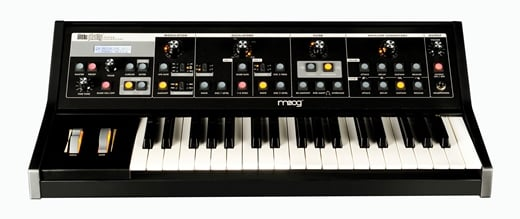 Moog Little Phatty Stage II Analog Keyboard Synthesizer