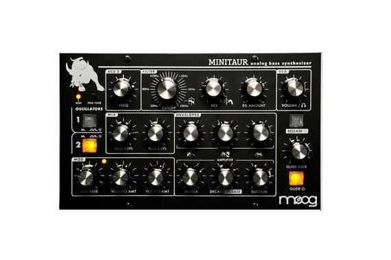 Moog Minitaur Compact Analog Bass Synthesizer Module