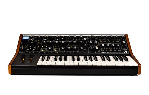 Moog Sub 37 Tribute Analog Keyboard Synthesizer