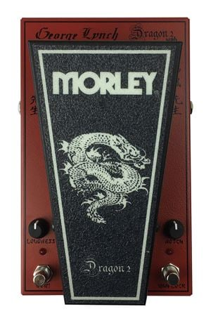 Morley George Lynch Dragon 2 Wah Pedal