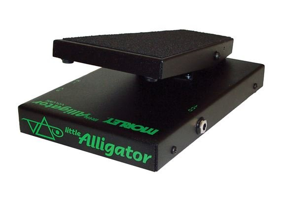Morley PLA Steve Vai Little Alligator Volume Pedal