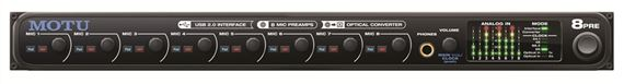 MOTU 8pre USB Audio Interface