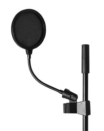 On Stage ASVS4B 4 Inch Pop Filter