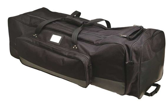 On Stage DrumFire Hardware Bag with Wheels