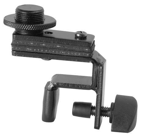 On Stage DM01 Rim Mount Drum Microphone Clip