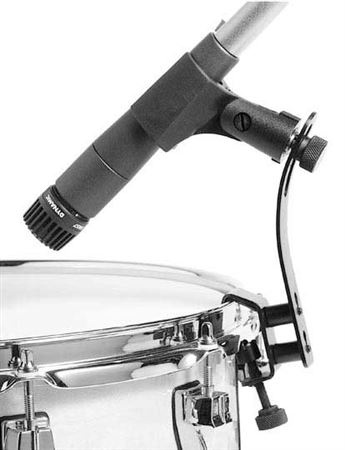On Stage DM50 Rim Mount Drum Mic Clip