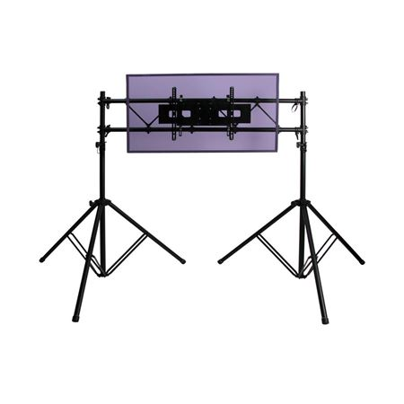 On Stage FPS7400 LCD and Flatscreen Truss Mount System with Tilt Pan