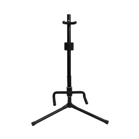 On Stage GS7141 Push Down Spring Up Locking Acoustic Guitar Stand