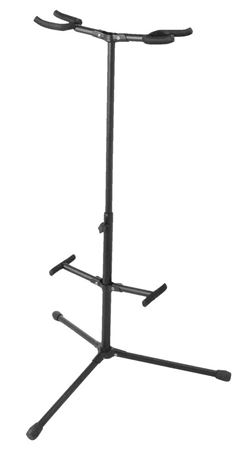 On Stage GS7255 Double Hang It Guitar Stand