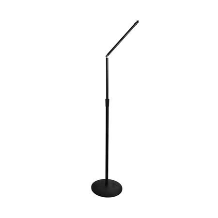 "On Stage MS8312 Upper Rocker Lug Mic Stand with 12"" Low Profile Base"