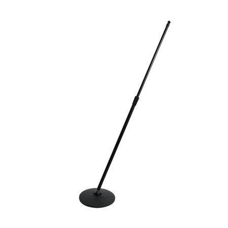 "On Stage MS8412 Lower Rocker Lug Mic Stand with 12"" Low Profile Base"