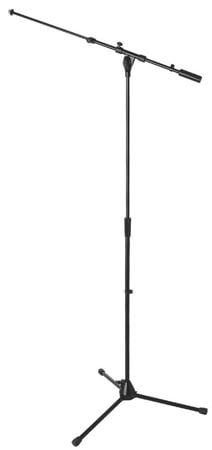 On Stage MS9701TB Plus Heavy Duty Telescoping Mic Boom Stand