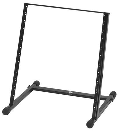 On Stage Stands 12 Space Metal Rack Stand with Rack Screws