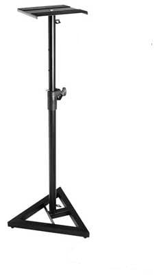 On Stage SMS6000 Studio Monitor Stand Single