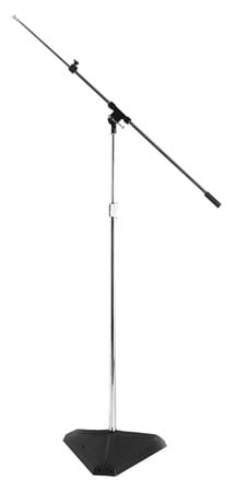 On Stage SMS7630B Hex-Base Studio Boom Microphone Stand