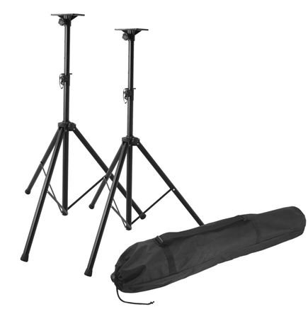 On Stage SSP7850 Pro Speaker Stand Set