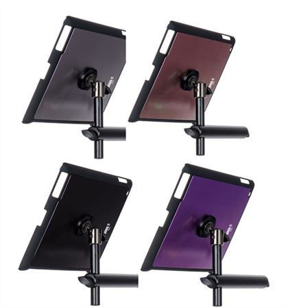 On Stage TCM9160 Tablet Mounting System with Snap-On Cover