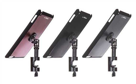 On Stage TCM9161 Quick Disconnect Tablet Mounting System