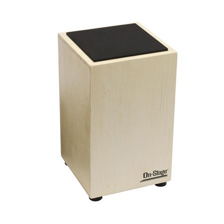 On Stage WFC3200 Fixed Snare Cajon with Bag