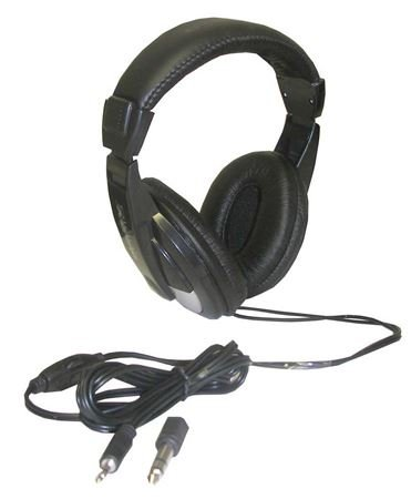 Nady HP03 Closed Back Stereo Headphones
