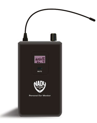 Nady PEM1000R Receiver for PEM1000 IEM System