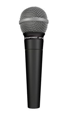 Nady SP9 Dynamic Vocal Microphone With Clip
