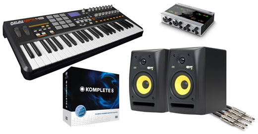 Native Instruments Komplete 8 Producer Package