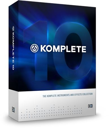 Native Instruments Komplete 10 Update from Version 2 to 10