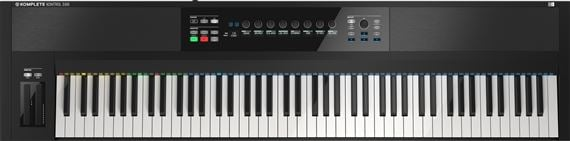 Native Instruments Komplete Kontrol S88 88 Key Keyboard Controller