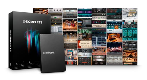 Native Instruments Komplete 11 Update Software Suite