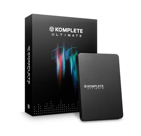 Native Instruments Komplete 11 Ultimate Software Suite
