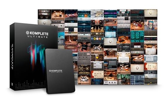 Native Instruments Komplete 11 Ultimate Update Software Suite