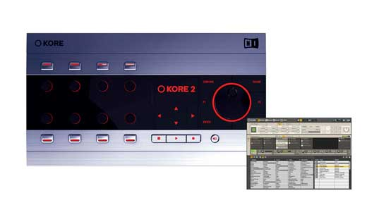 Native Instruments Kore 2 Software Synth System