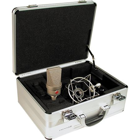 Neumann TLM103 Anniversary Kit Large Diaphragm Cardioid Condensor Microphone With Shockmount And Case