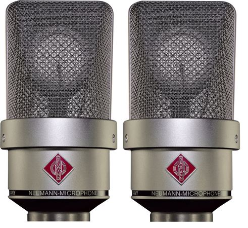 Neumann TLM103 Large Diaphragm Condensor Studio Mic Stereo Pair
