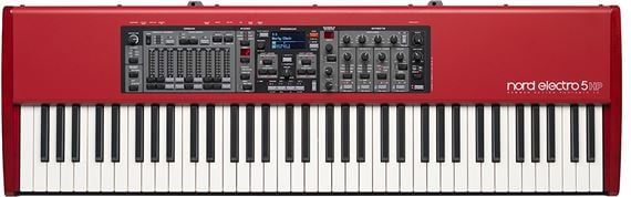 Nord Electro 5HP 73 73-Key Hammer Action Keyboard