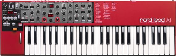Nord Lead A1 Analog Modeling Synthesizer Keyboard