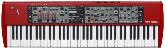 Nord Stage 2 HA76 76 Key Stage Piano Synthesizer Keyboard