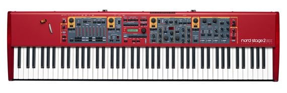Nord Stage 2 EX 88 88 key Hammer Action Stage Piano