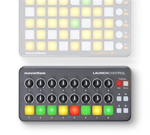 Novation Launch Control USB Control Surface
