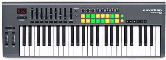 Novation Launchkey 49 USB Keyboard Controller