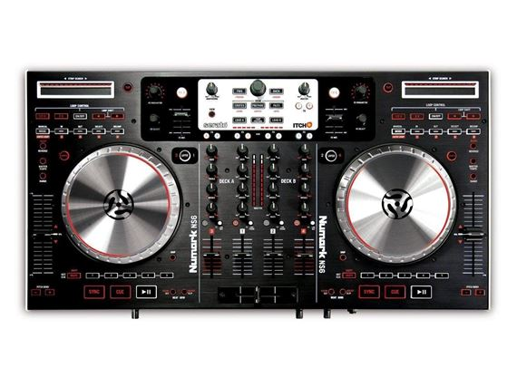 Numark NS6 Digital DJ Controller and Mixer