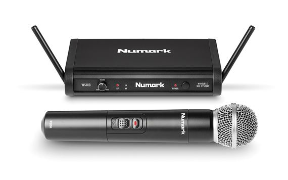 Numark WS100 Digital Wireless Microphone System