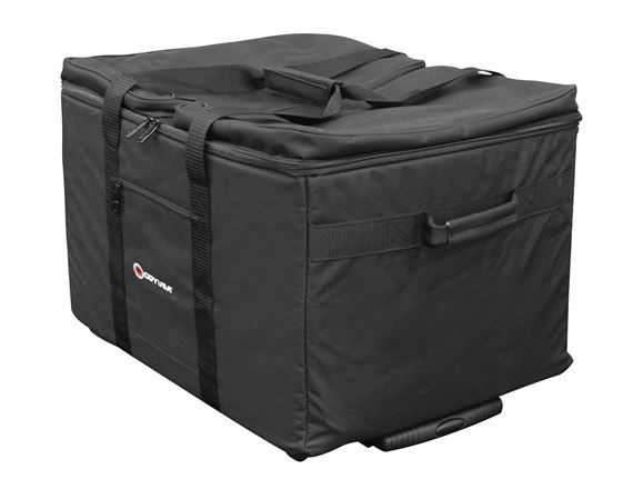 Odyssey BRLUT1HW Redline Shuttle Bag with Pullout Handle and Wheels