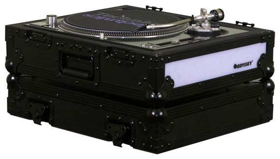 Odyssey FFXBM1200BL Flight FX Technics 1200 Turntable Case