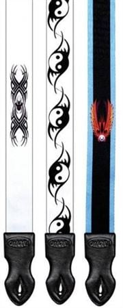 Onori Printed Dacron KC Artist Collection 2 Guitar Strap