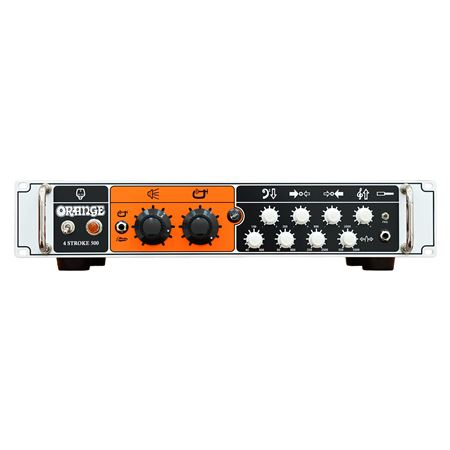 Orange 4Stroke500 Bass Guitar Amplifier Head 500 Watts
