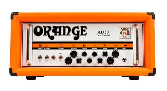 Orange AD30HTC Guitar Amplifier Head