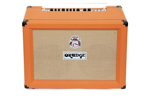 Orange Crush CR120C 2x12 Guitar Combo Amplifier